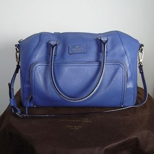 Kate Spade Baxter Street Large Catalina *Authentic